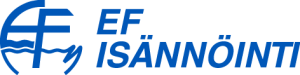 EF Isännöinti logo